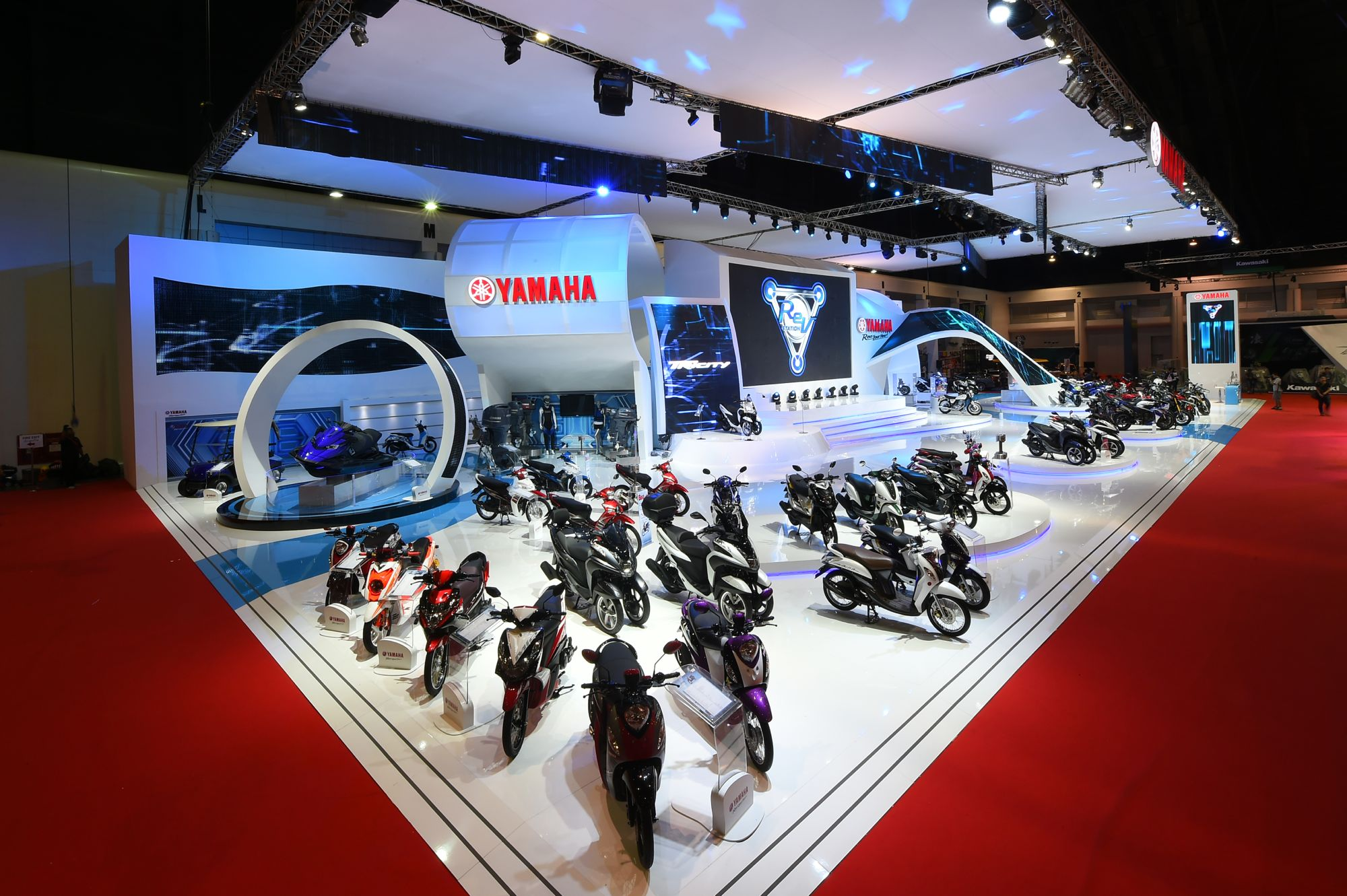 Exhibition Booth Bangkok : The th bangkok international motor show